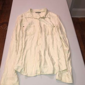 Rubbish button up long sleeve